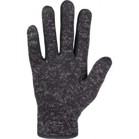 Dámské rukavice z pleteného fleecu - Willard KETS - 2