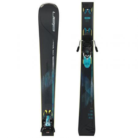 Elan INSOMNIA PS + ELW11 - Dámské sjezdové lyže