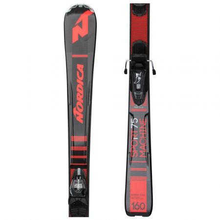 Nordica SPORTMACHINE 75 + P.R EVO - Sjezdové lyže
