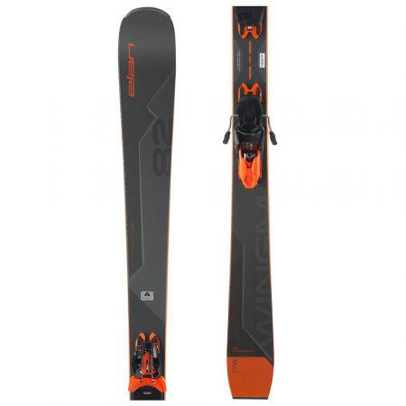 Elan WINGMAN 82 TI PS + ELX 11 - Sjezdové lyže do volného terénu