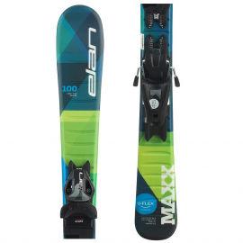 Elan MAXX QS + EL 4.5 - Chlapecké sjezdové lyže