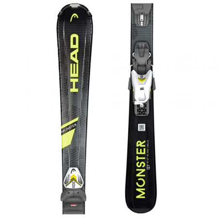 Head MONSTER SLR + SLR 4.5 AC - Dětské sjezdové lyže
