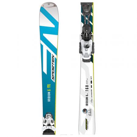 Sporten RT IRIDIUM 6 + PRD 12 - Pánské sjezdové lyže
