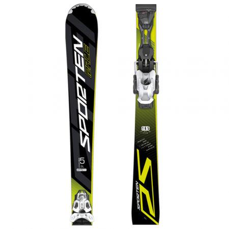 Sporten RS 5 SL + PRD 12 - Pánské sjezdové lyže