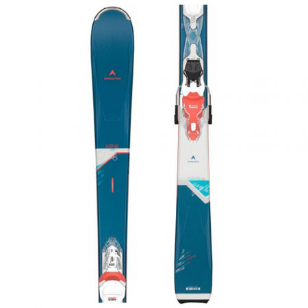 Dynastar INTENSE 4X4 78 XPRESS + XPRESS W 11 GW B83 - Dámské sjezdové lyže