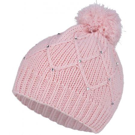 Dívčí pletená čepice - Lewro TAMIRA - 1