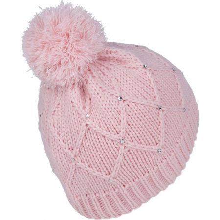 Dívčí pletená čepice - Lewro TAMIRA - 2