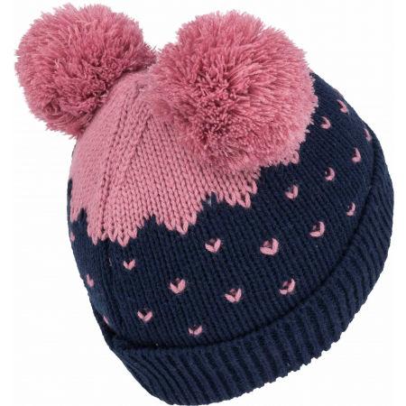 Dívčí pletená čepice - Lewro CALIPSO - 2