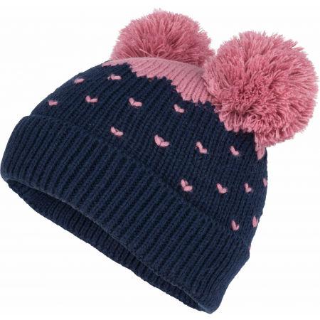 Dívčí pletená čepice - Lewro CALIPSO - 1