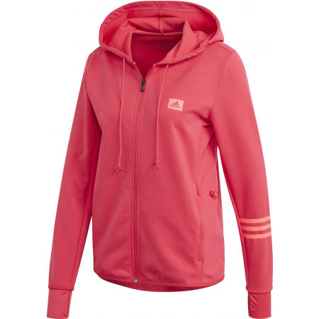 adidas DESIGNED TO MOVE MOTION FULLZIP HOODIE