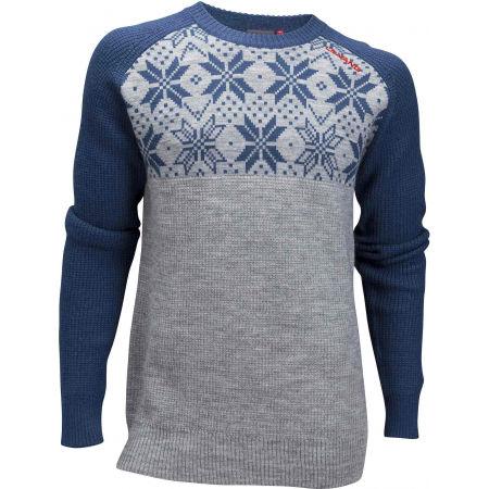 Ulvang RAV KIBY ROUND NECK - Pánský svetr