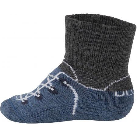 Ulvang SPESIAL KIDS ANTI SLIP - Dětské ponožky