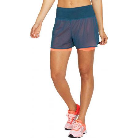 Asics VENTILATE 2-N-1 3.5IN SHORT - Dámské běžecké kraťasy