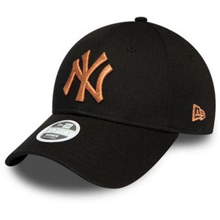 New Era 9FORTY MLB W DONNA NERO NEW YORK YANKEES