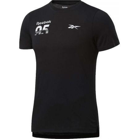 Reebok MYT SS GRAPHIC TEE - Pánské tričko