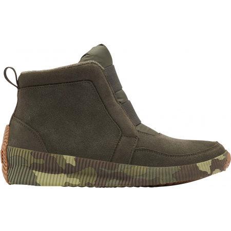 Sorel OUT N ABOUT PLUS MID SUEDE - Dámská zimní obuv