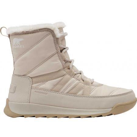 Sorel WHITNEY II SHORT LACE FU - Dámská zimní obuv