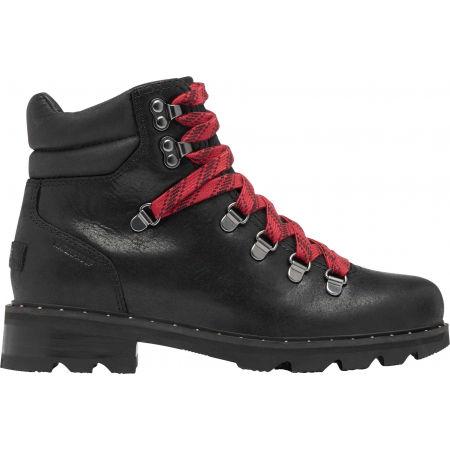 Sorel LENNOX HIKER ROUGE - Dámská zimní obuv