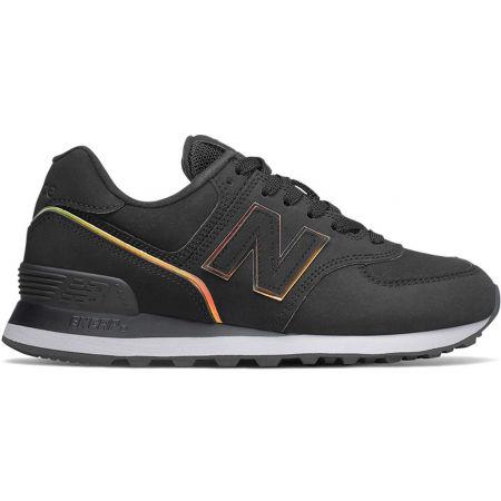New Balance WL574CLG - Dámská volnočasová obuv