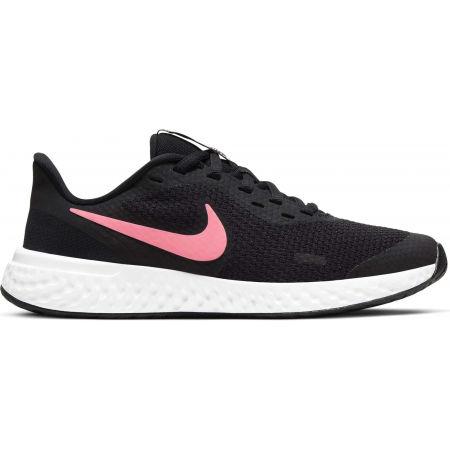 Nike REVOLUTION 5 GS - Dětská běžecká obuv