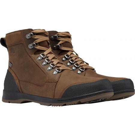 Sorel ANKENY II MID OD - Pánská zimní obuv
