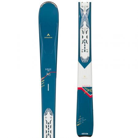 Dynastar INTENSE 4X4 78 + XPRESS W 11 - Dámské sjezdové lyže