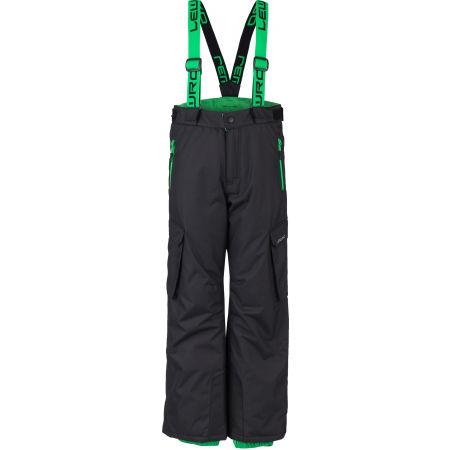 Dětské snowboardové kalhoty - Lewro HRISCO - 1
