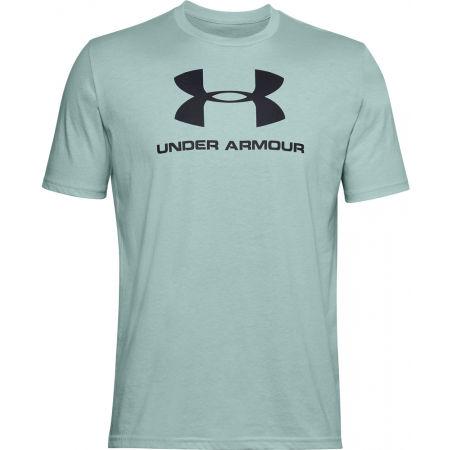 Under Armour SPORTSTYLE LOGO SS - Pánské triko