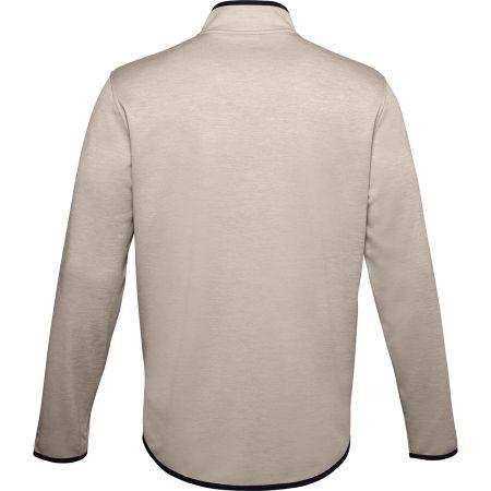 Pánské triko s dlouhým rukávem - Under Armour ARMOUR FLEECE 1/2 ZIP - 2