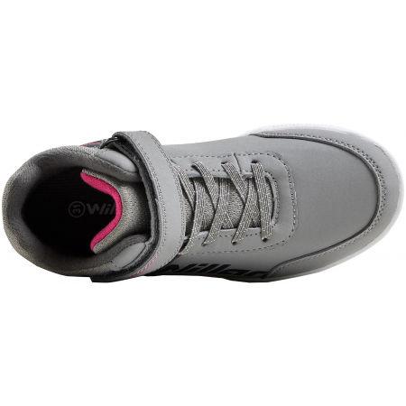 Dětská volnočasová obuv - Willard BOBBY MID - 5