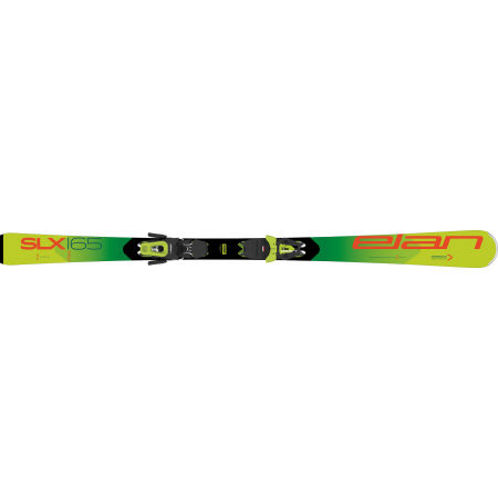 Unisexové sjezdové lyže - Elan SLX PRO PS + ELS 11 GRN - 2
