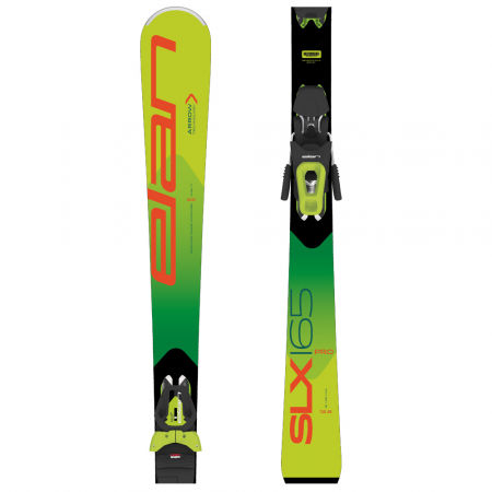 Unisexové sjezdové lyže - Elan SLX PRO PS + ELS 11 GRN - 1