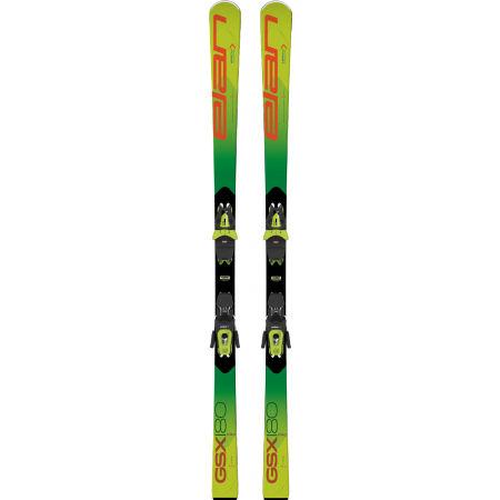 Unisexové sjezdové lyže - Elan GSX PRO PS + ELS 11 GRN - 2