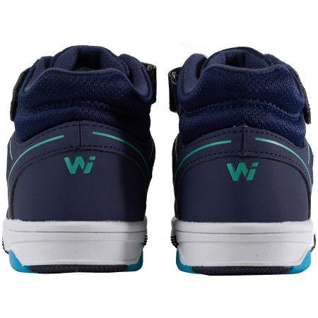 Dětská volnočasová obuv - Willard BOBBY MID - 7