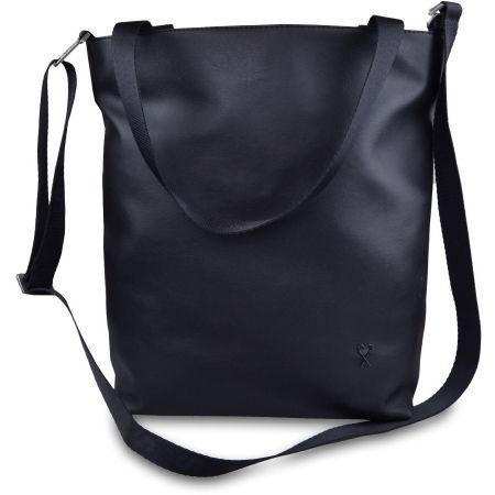 Dámská kabelka - XISS SIMPLY BLACK - 1
