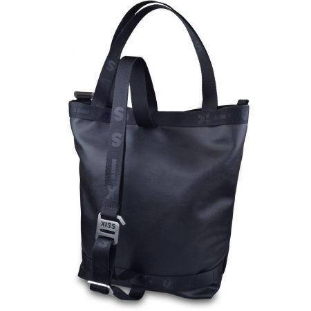 Dámská kabelka - XISS SIMPLY BLACK - 4