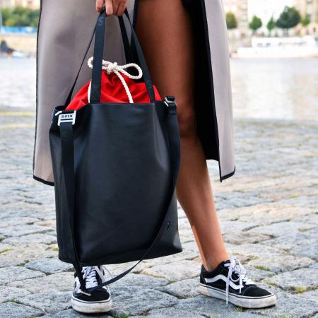 Dámská kabelka - XISS SIMPLY BLACK - 6