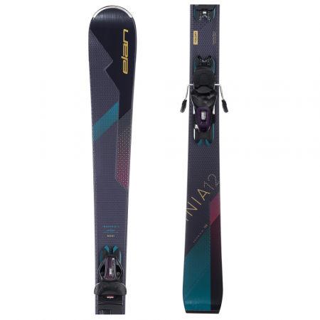 Elan INSOMNIA 12 C PS + ELW 9 BLK - Dámské sjezdové lyže