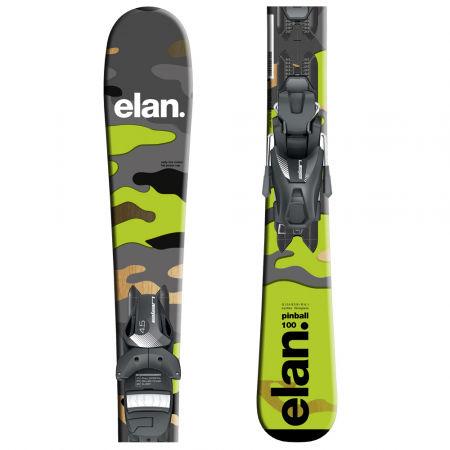 Elan PINBALL CAMO QS + EL 4.5 GRN