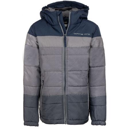 ALPINE PRO AGORO - Chlapecká zimní bunda