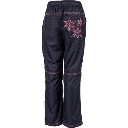 Dětské zateplené kalhoty - Lewro ZOWIE - 3