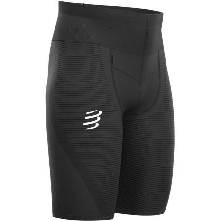 Compressport OXYGEN UNDER CONTROL SHORT - Pánské kompresní běžecké šortky