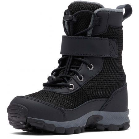 Dětská zimní obuv - Columbia HYPER-BOREAL OMNI-HEAT CHILDRENS - 8