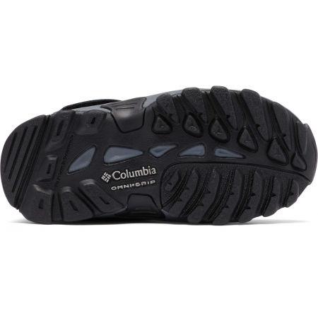 Dětská zimní obuv - Columbia HYPER-BOREAL OMNI-HEAT CHILDRENS - 5