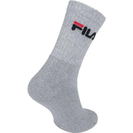 Unisex ponožky - Fila UNISEX SPORT 3P - 7
