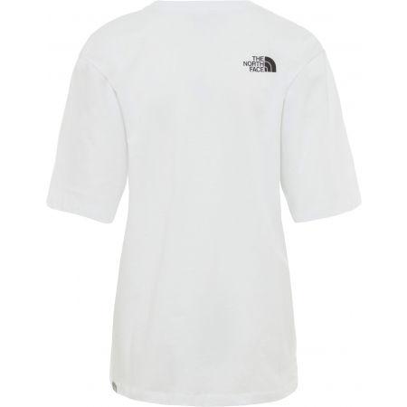 Dámské triko - The North Face BOYFRIEND FINE TEE - 2