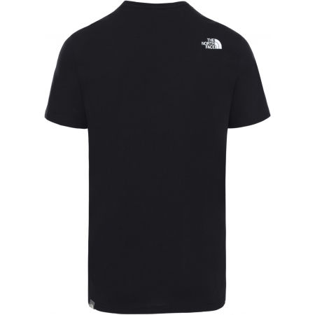 Pánské triko - The North Face STANDARD SS TEE - 2