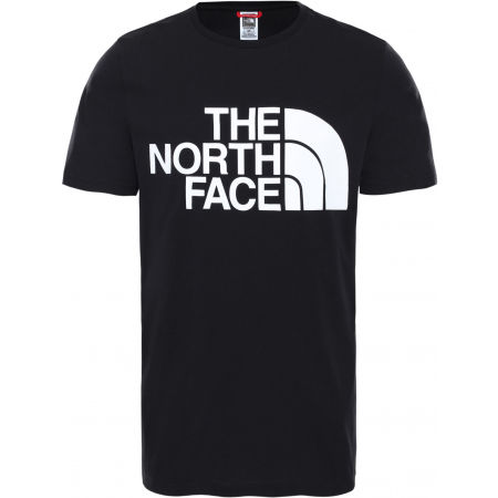 Pánské triko - The North Face STANDARD SS TEE - 1