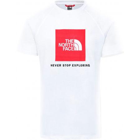Raglánové pánské triko - The North Face RAG RED BOX TE - 1