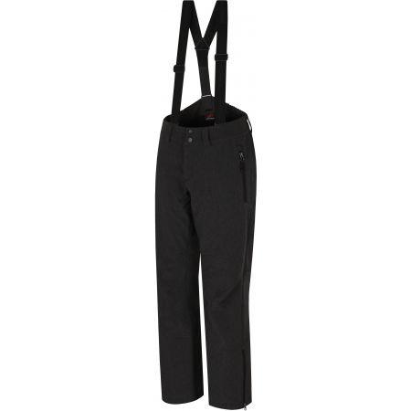 Pánské lyžařské softshellové kalhoty - Hannah DORFIN - 1